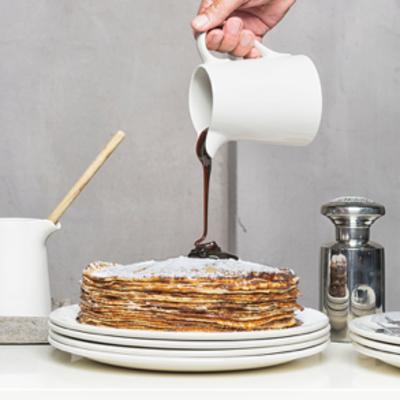 10 Pannenkoekenrestaurants voor Nationale Pannenkoekendag