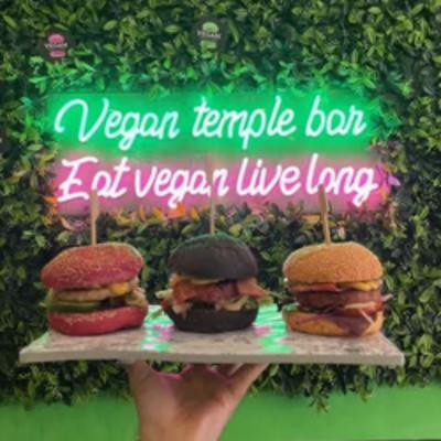 Vegan Temple Bar - Amsterdam